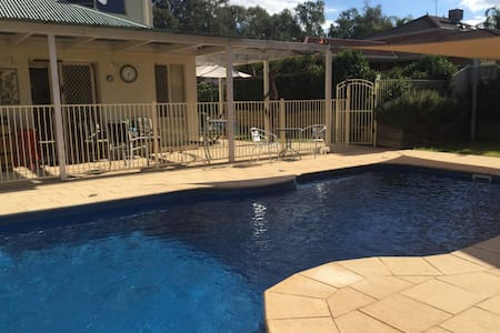 3 Bedroom Barooga Home near Murray River/Cobram