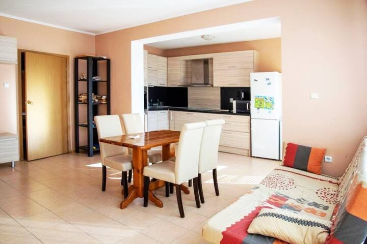 Sunny Beach family apartment
