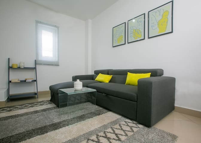 Beautiful equipped studio in prime Cantonments - Accra - Apartmen