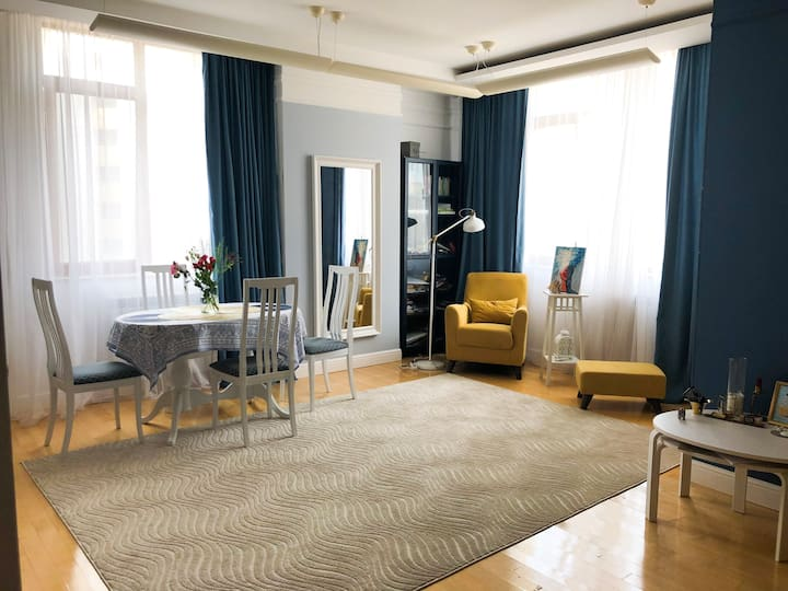 Beautiful Apartment in the heart of Astana