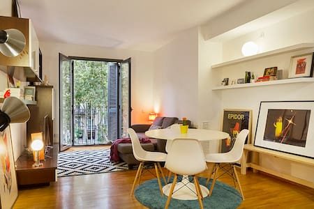 2 bedroom apt - Arc de Triomf and Ciutadella Park - Barcelona