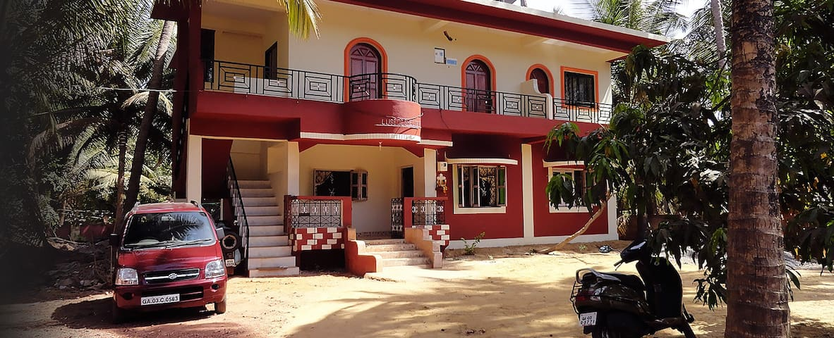 Luseds Villa - Saligao - Apartment