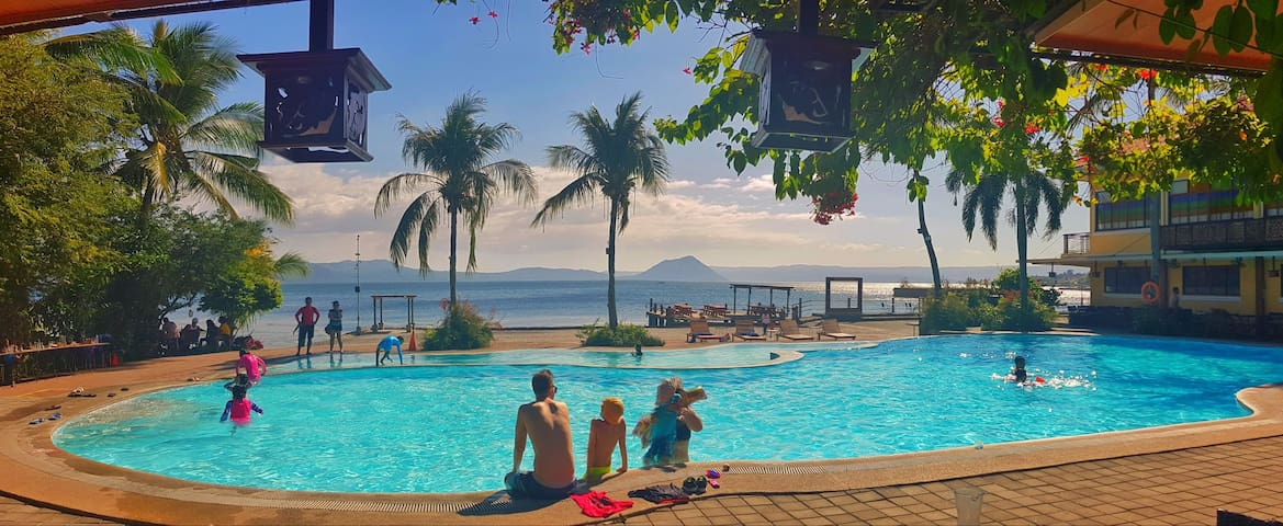 Cozy 1Br Suite in Club Balai Isabel, Batangas
