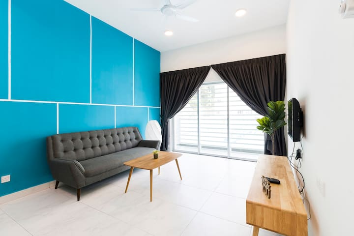 Deluxe Stylish Cameron apartment, Near Pasar Malam