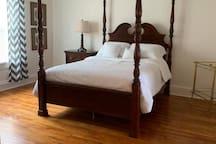 Expansive Bedroom