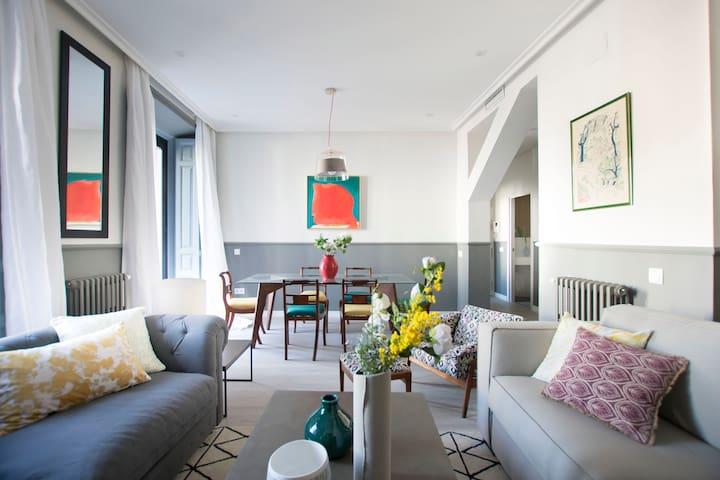 Salón/Livingroom