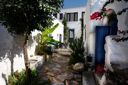 Clive & Bifi's House in Lachania