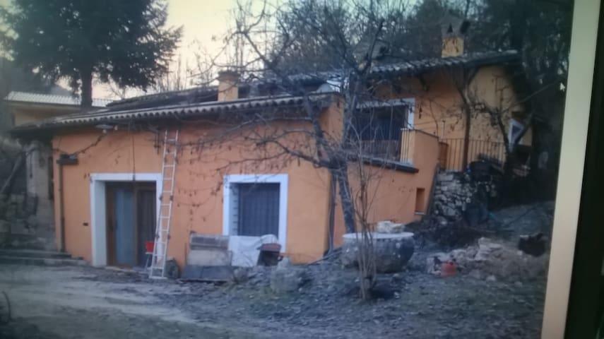 affitto casa indipendente - L'Aquila - Casa