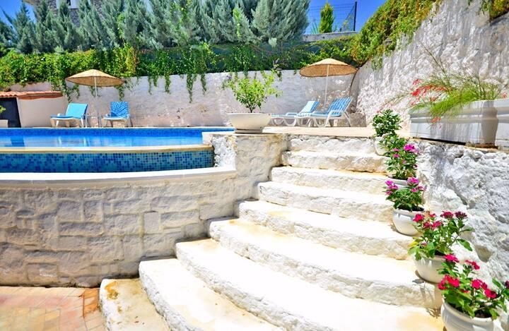 Classic Build Private Pool Villa for Families