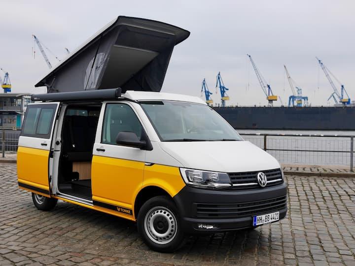 Bullibü VW T6 Tonke Van