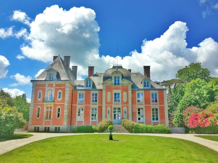 Château de Chantore - Mont-Saint-Michel