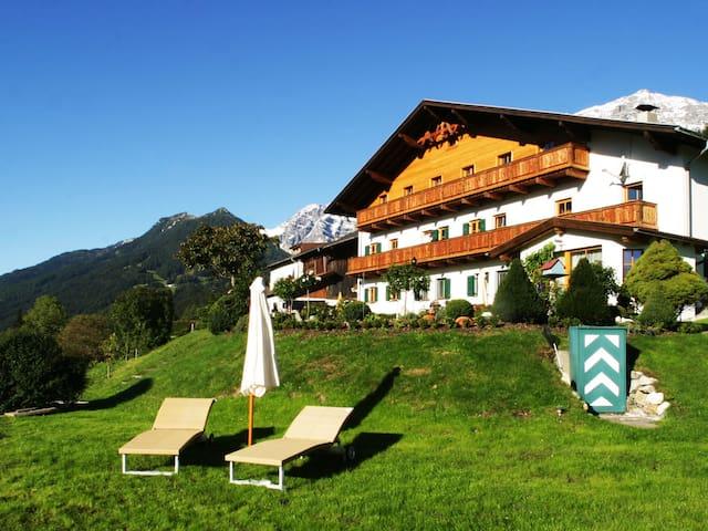 Stilvolles Landgut im Stubaital - Kapfers - โรงแรมบูทีค