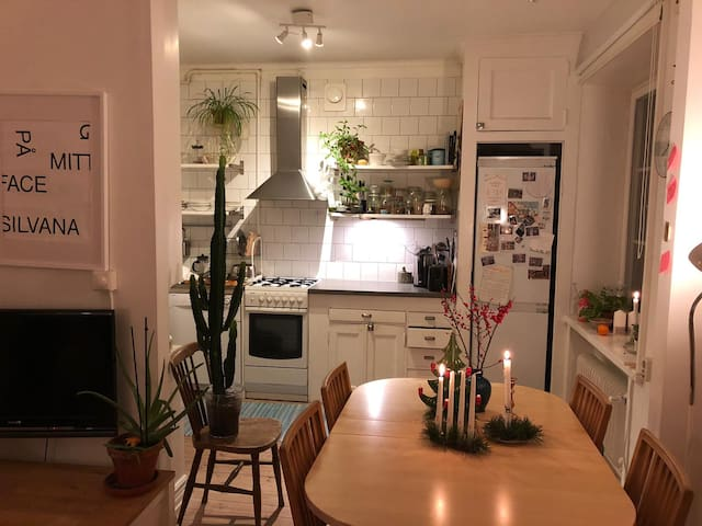 Cosy apartment in the heart of Södermalm