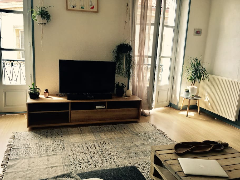 duplex spacieux en centre ville appartamenti in affitto a le puy en velay alvernia rodano. Black Bedroom Furniture Sets. Home Design Ideas