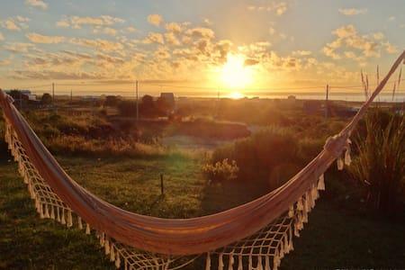 Cabaña con impresionantes vistas