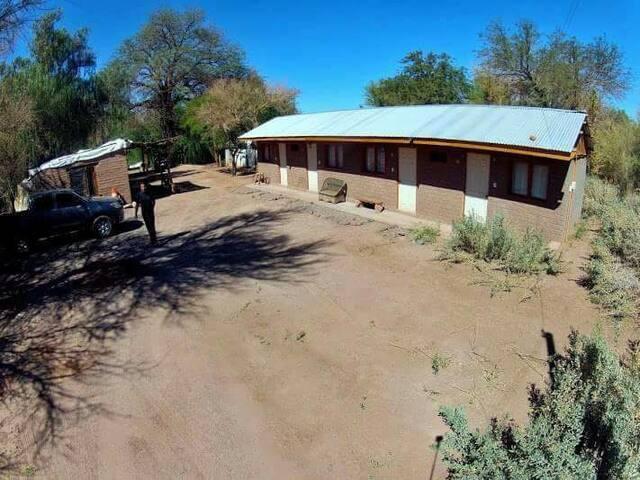 Hostal Callejón Reales Matrimonial2 - San Pedro de Atacama - Huis