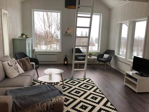 Nybyggd stuga i Åre/Ånn