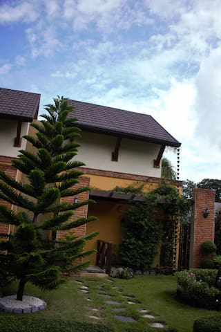 Cozy Villa at Ximenoa Gardens - Jarabacoa - Villa