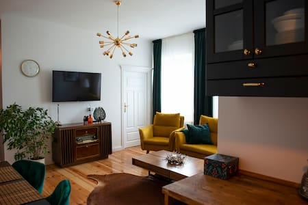Klimatyczny Apartament Art Deco