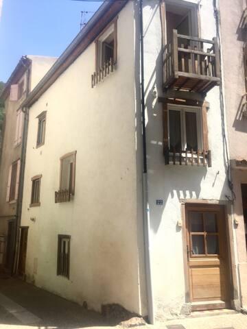 Maison Ecobio centre historique
