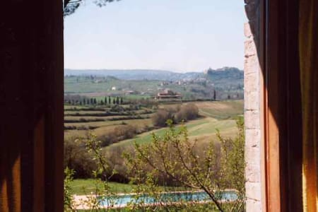 Beautiful house  in the middle of Tuscany nature - Montepulciano