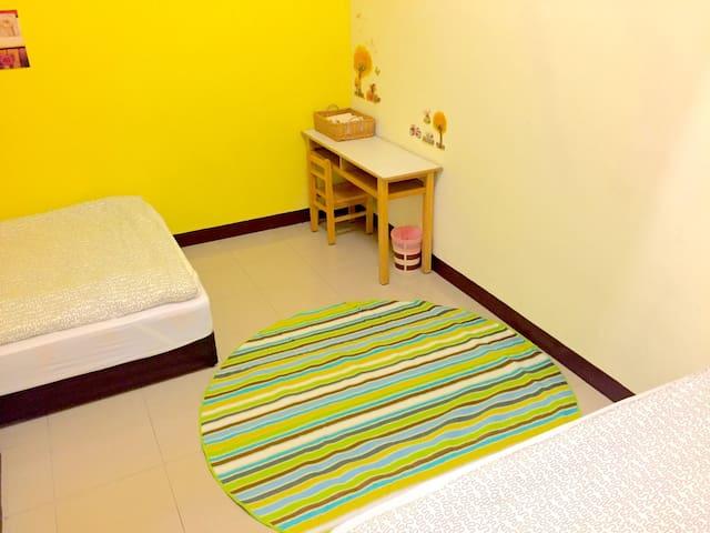 北海岸市區bnb提供2-4人的住宿空間 - Jinshan District - อพาร์ทเมนท์