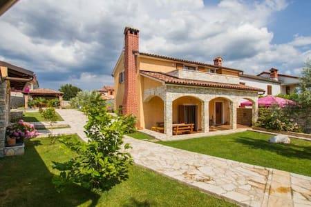 Villa with pool in central Istria - Barban - 独立屋