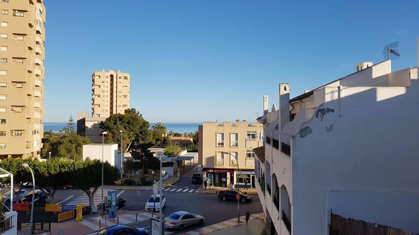Preciosa viv dúplex cerca de playa - Roquetas de Mar - Apartemen