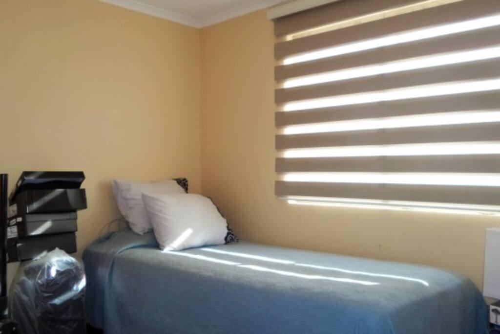 dormitorio 3 cama nido 1,5 y cama 1pl.