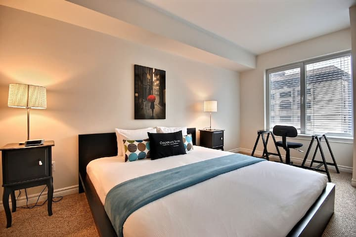 Corporate Stays | 50 Laurier | Executive 1BR
