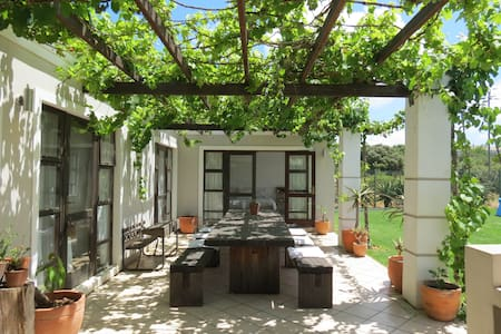Happy family home in Wine lands - Cape Town