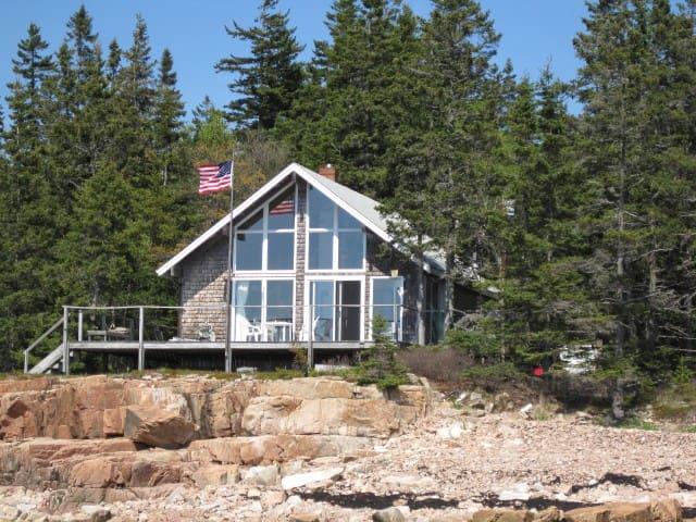 Acadia Beach Cottage