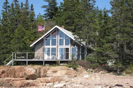 Acadia Beach Cottage