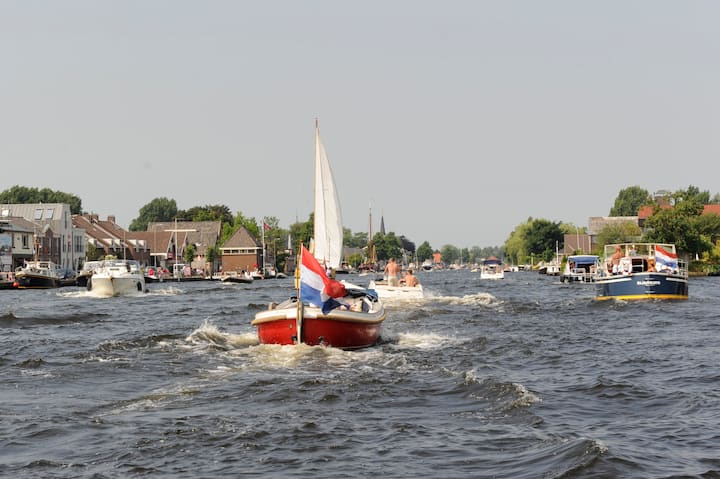 Apartment near Amsterdam (Oude Wetering)