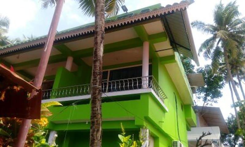 Green Plaza - Varkala - Casa