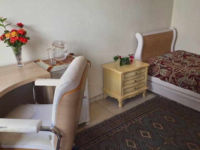 Private bedroom nearby Morumbi & Vila Olimpia