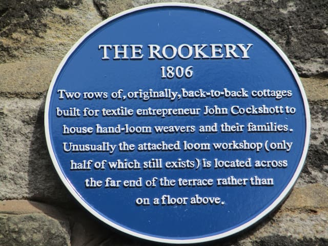 16 The Rookery Addingham     200 year old cottage