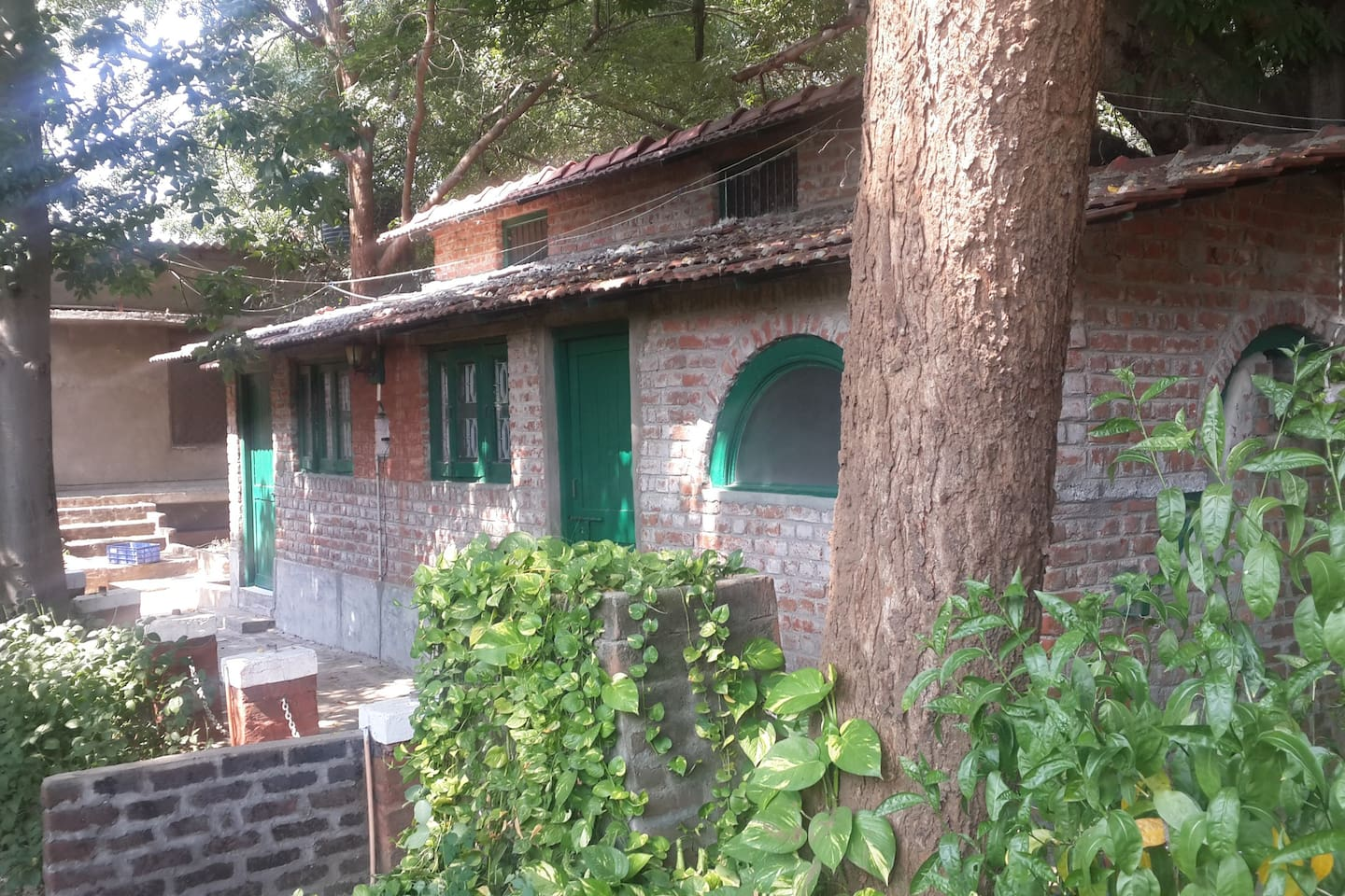 Two exclusive cottages at the farm