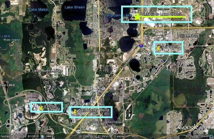 Vacaciones Orlando 1- Orange County Convention Cen