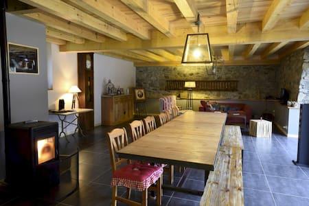La grange d'Alphonse - Armenteule - Armenteule - บ้าน