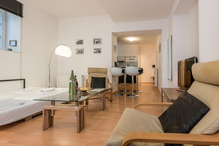 Modern apartment Miami in Munich - Munich