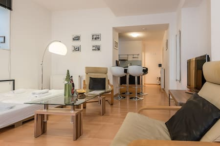Modern apartment Miami in Munich - Monachium - Apartament