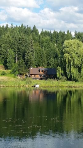 Lake front house! - Clearwater - Ház