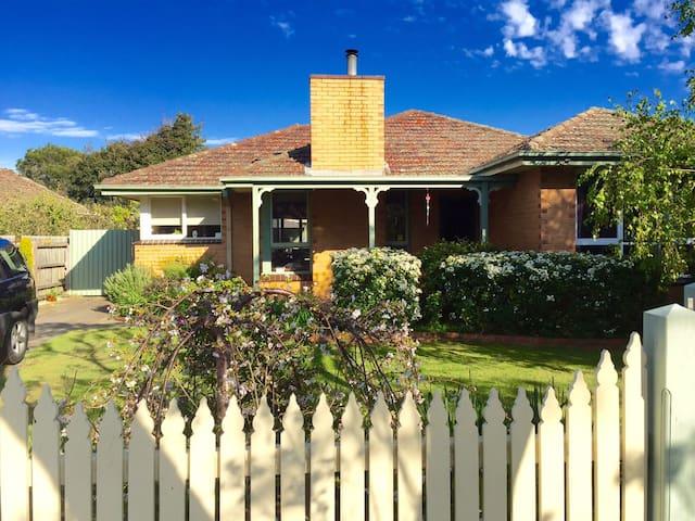 Family friendly - opposite park - Highett - Casa