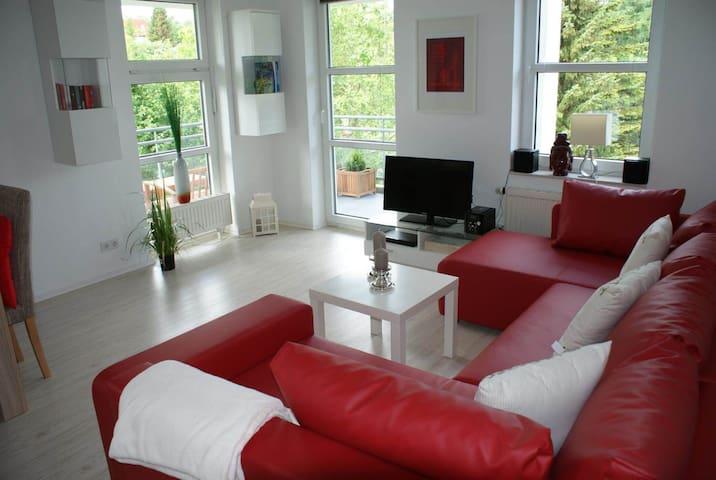 Dat Strandhuus. Moderne Wohnung mit WLAN - Eckernförde - Condominium