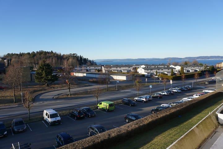Leilighet ved Oslofjorden - Moss - Appartamento