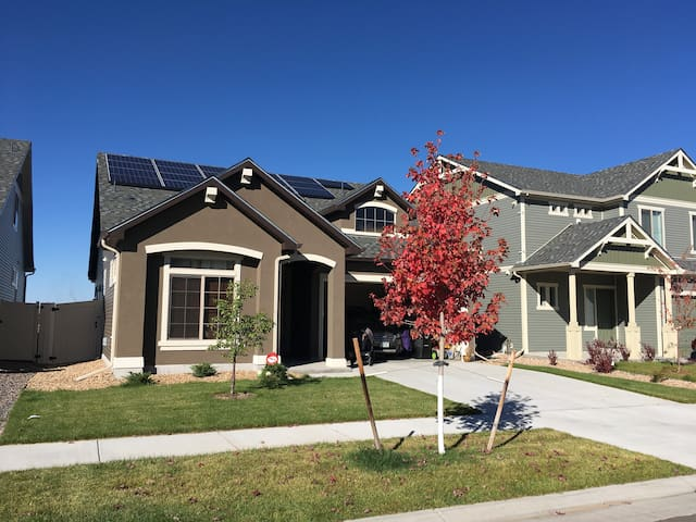 Perfect Family Stop Near Airport and Train - Denver - House