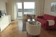 Sonnige 2-Zimmer Wohnung, Uninähe, Kronshagen