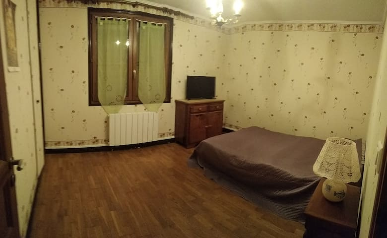 Chambre privée - 2pers