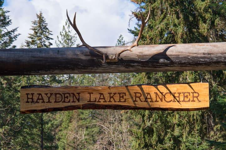 The Rancher - Hayden - Maison